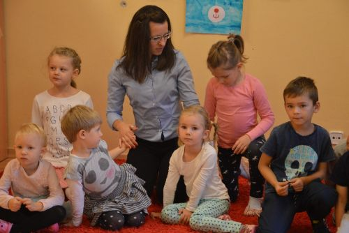 Foto: Projekt Happy english with student Aneta odstartoval